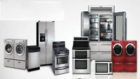 APPLIANCE REPAIR/MICROWAVE/DISHWASHER INSTALL>647 704 3868