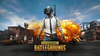 Playing PlayerUnknown Battle Grounds