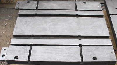 Large 2 Thick T-slot Steel Work Plate 36 By 30 500