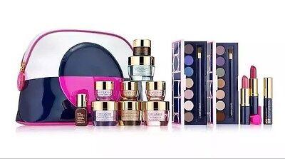 Estee Lauder Moisturizer,eye Creme,eyeshadow Palette and More Gift Set
