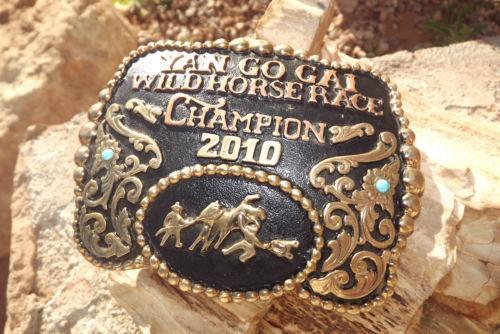 Trophy Champion Rodeo Buckle Ebay