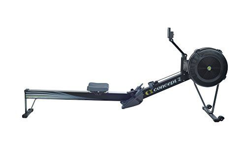 Concept2 Model D Indoor Rowing Machine with PM5 Crossfit Gym
