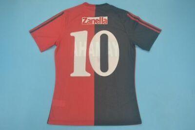 Camiseta Maradona Newells Debut retro