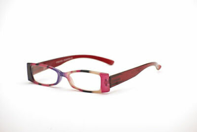 Women's Reading Glasses - 'Mexico' +2.00 - Free UK (Free Glasses Uk)