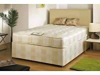 Regency Orthopaedic King/Double/Single Bed