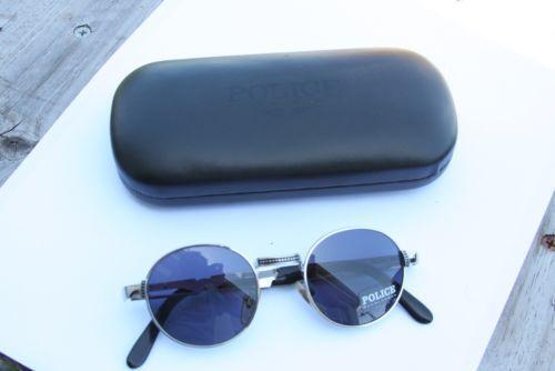 Vintage Police Sunglasses  2368d62531