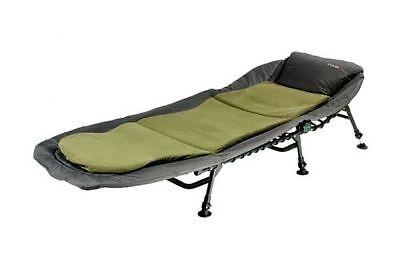 Campout bed.