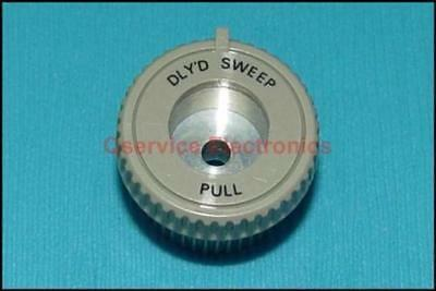 Tektronix 366-0664-00 Knob Sweep For 2337 Can Also Be Used On 2335 2336 - Nos