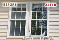 Window Cleaning Pressure Washing Gutter Cleaning and Repair