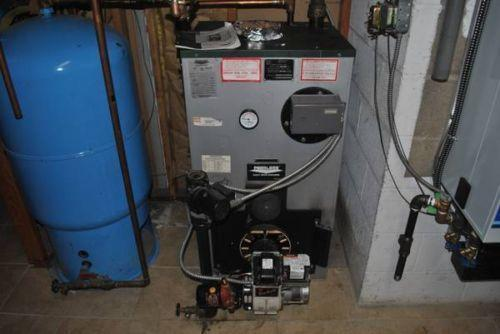 Used Boiler Furnaces Amp Heating Systems Ebay
