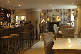 Commis/Chef De Partie required at busy Gastro Pub/Inn. Live-in may be available