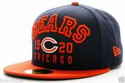 Chicago Bears Hat 7 5/8