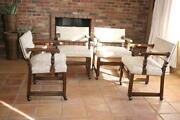 Spanish Dining Chairs