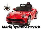 Power Wheels Ferrari
