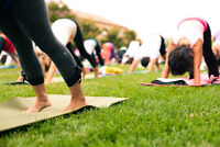 Free Yoga Every Friday In Beacon Hill Park!