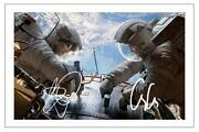 George Clooney Signed