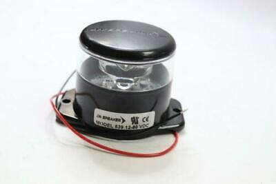 J.w. Speaker Warning Light Strobe Tube Dome 12 To 80vdc 539