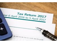 Self Assessment Tax Return from £100 by 31 January 2018 deadline