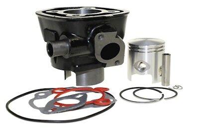 70ccm Racing Sport Zylinder Kit Set komplett für Yamaha Aerox 50 Cat gebraucht kaufen  Schlammersdorf
