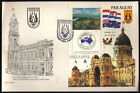 Architecture Cover Latin American Stamps