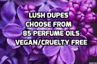 Lush Oil Perfumes for Women