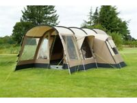 Royal Winnipeg 6 Luxury Polycotton Tent