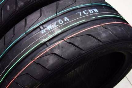 2X NITTO TYRES 245-35-19 NT05 2013 STOCK SEMI SLICK RACE TYRES Banksia Rockdale Area Preview