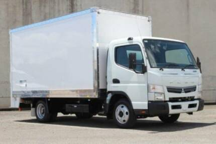 Fuso Canter 515 Wide Factory Pan Cab chassis (FEJ32059) Rocklea Brisbane South West Preview