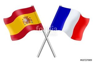 French and Spanish lessons and tutoring