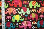 Stoff Elefant