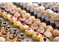 Pastry Chef Production £9.50 per hour Wood Green