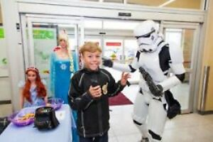 Star Wars 100% Authentic Actors for your Event & Birthday Cambridge Kitchener Area image 2