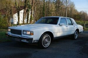 Wanted  Chevrolet caprise from 1987 to 1990