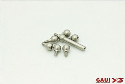Gaui Ball - Swash Plate Ball Head screw set 216340