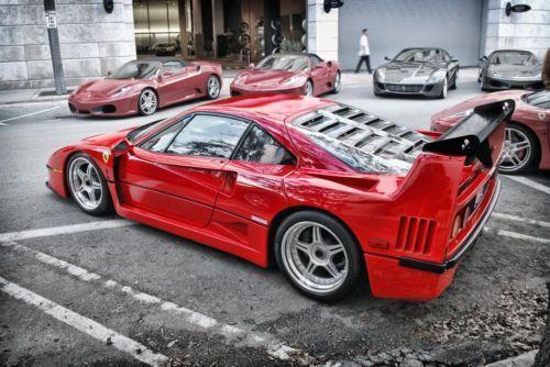 Ferrari F40 Poster Ebay
