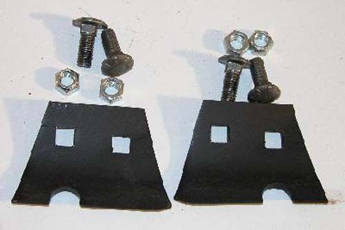 """Replacement 9"""" Auger Cutting Edge (Blade) Kit"""