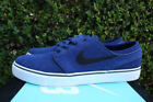Nike Blue Nike SB Stefan Janoski Athletic Shoes for Men