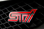 Subaru Emblem Overlays