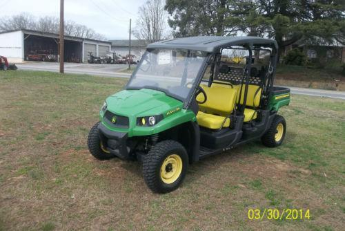 john deere gator 4x4 ebay. Black Bedroom Furniture Sets. Home Design Ideas