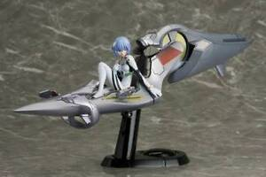 Evangelion Rei Ayanami with Entry Plug PVC Figure