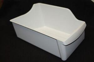 Universal Ice Maker Ice Cube Bucket Bin Tray Holder Storage Sears Kenmore, etc.
