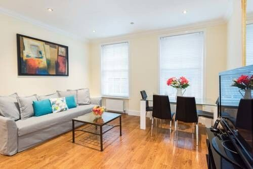 Great one bed flat just off Leicester Square and Piccadilly Circus