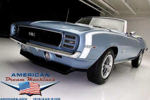 1969 Camaro Convertible Ebay