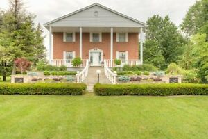 Beautiful Home For Sale On Private Street In Komoka.
