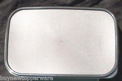 "Tupperware Modular Mates Rectangle Replacement 11"" Seal in Black New"