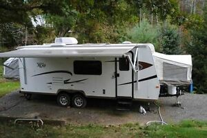 TRADEYOUR SNOWMOBILE FOR RENTAL OF MY NEW CAMPER DELIVERED! Kitchener / Waterloo Kitchener Area image 2
