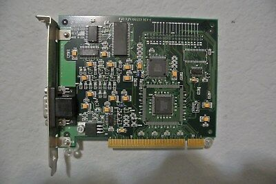 Pixera 001226-001 Pro Microscope Camera Pci Interface Card Frame Grabber 001227