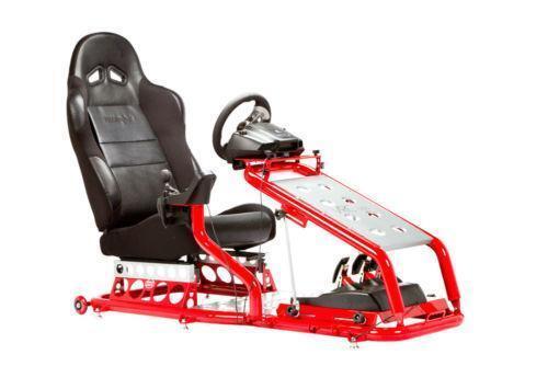 Racing Simulator Video Game Accessories Ebay