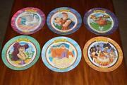 McDonalds Hercules Plates