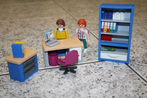 playmobil schreibtisch ebay. Black Bedroom Furniture Sets. Home Design Ideas